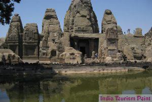 Kullu Masroor Rock Cut Temples