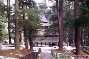 Manali Hidimba Devi Photos