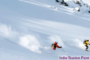 Manali Skating Images