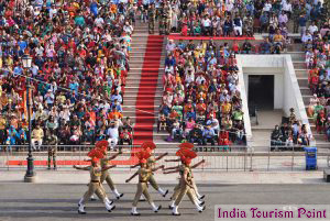 Amritsar Tourism Wagah Border Images