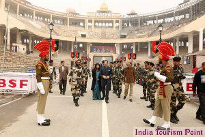 Amritsar Tourism Wagah Border Stills