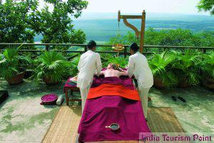 Ananda Spa Resorts Tourism Pics