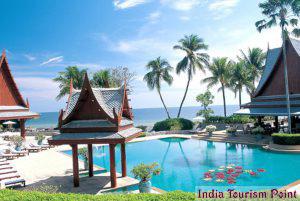 Ananda Spa Resorts Tourism Wallpaper