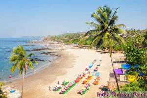Beaches of India Goa Tourism