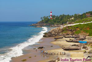Beaches of India Tourism Still