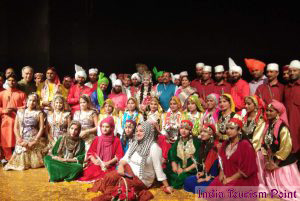 Chandigarh Cultural Tourism Still