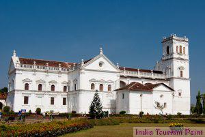 Churches of Goa Tourism Image