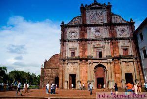 Churches of Goa Tourism Photo