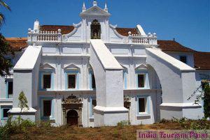 Churches of Goa Tourism Pic