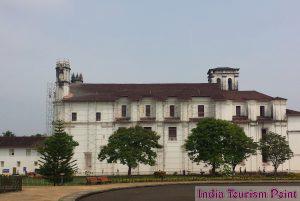 Churches of Goa Tourism Pictures