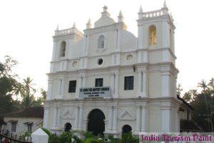 Churches of Goa Tourism Still