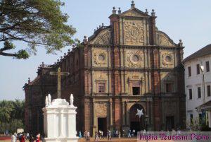 Churches of Goa Tourism Stills
