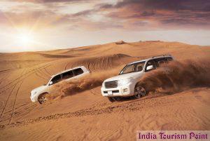 Desert Safari Tourism Photo