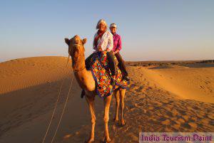 Desert Safari Tourism Pic