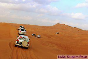 Desert Safari Tourism Pictures