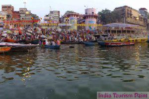 Ganga Tourism Still