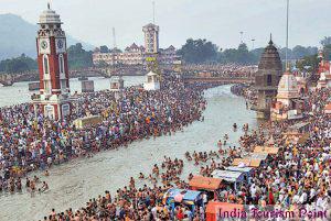 Ganga Tourism Wallpaper