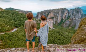 Honeymoon Destination Tourism Image