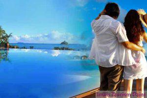 Honeymoon Destination Tourism Wallpaper