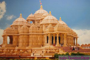 India Golden Triangle Tourism Image