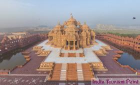 India Golden Triangle Tourism Photos