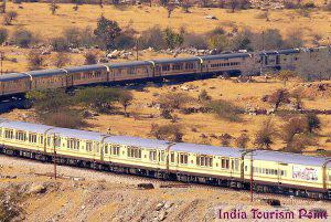 India Luxury Train Tourism Image Gallery