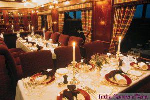 India Luxury Train Tourism Stills