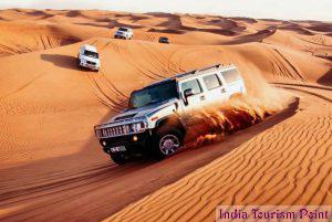 Jeep Safari Tourism Images
