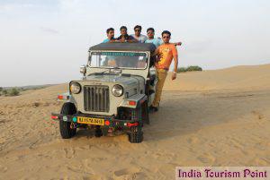 Jeep Safari Tourism Pics