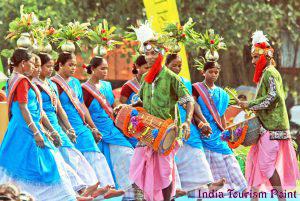 Jharkhand Cultural Tourism Stills
