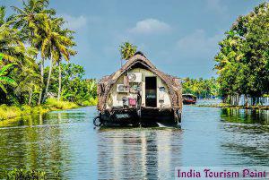 Kerala Backwaters Tourism Image