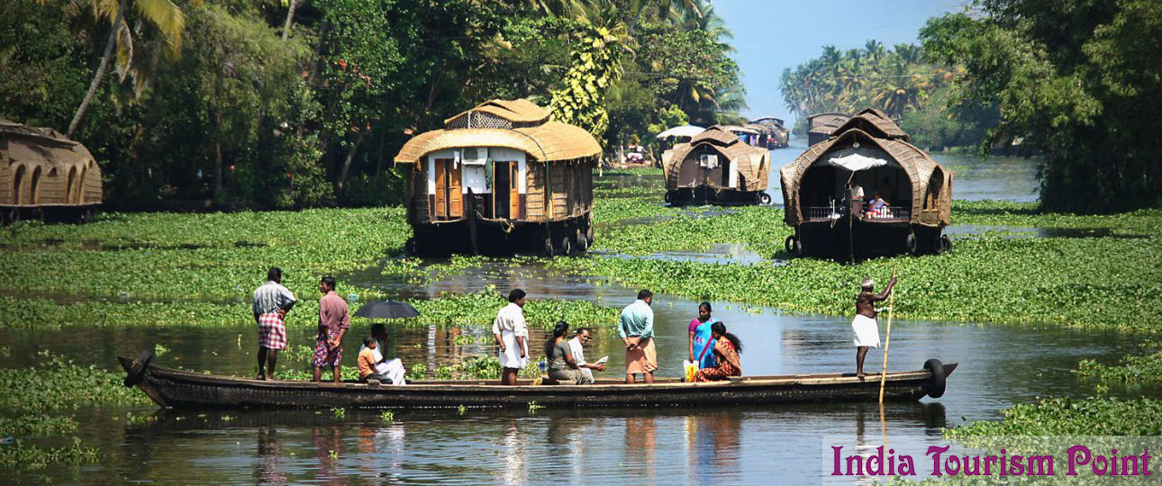 Kerala Backwaters Tourism Photo