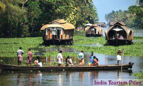 Kerala Backwaters Tourism Photo