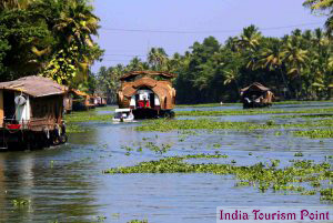 Kerala Backwaters Tourism Pictures