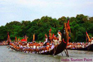 Kerala Backwaters Tourism Still