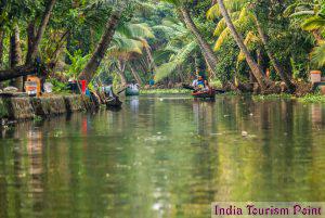 Kerala Backwaters Tourism Wallpaper