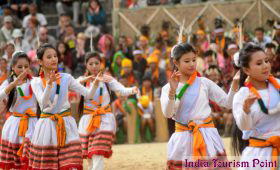 Kohima Cultural Tourism Image Gallery
