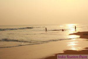 Konark Beach Photos