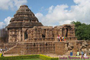 Orissa Tourism Image