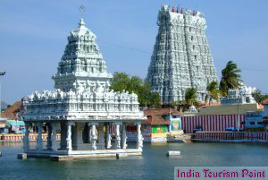 South Indian Kanyakumari Temple Image