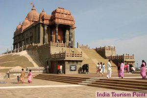 South Indian Kanyakumari Temple Image Gallery