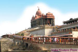 South Indian Kanyakumari Temple Photo