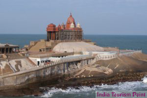 South Indian Kanyakumari Temple Pic