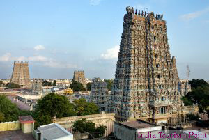 South Indian Madurai Temple Images