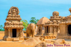 South Indian Mahabalipuram Temple Pictures