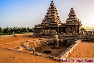 South Indian Mahabalipuram Temple Still