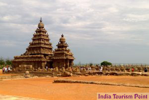South Indian Mahabalipuram Temple Stills