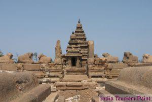 South Indian Mahabalipuram Temple Wallpaper