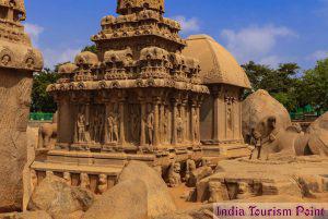 South Indian Mahabalipuram Temple Wallpapers