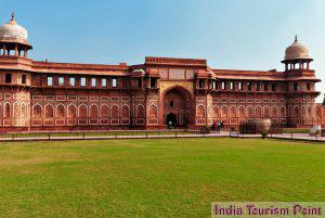 Taj Mahal Tourism Agra Fort Photo Gallery